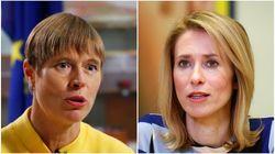「世界で唯一」女性が大統領と首相を務める国になったエストニア