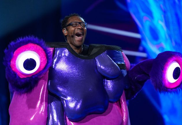 Sir Lenny Henry was the seventh celebrity to be