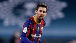 Messi denunciará a 'El Mundo' por publicar su contrato con el