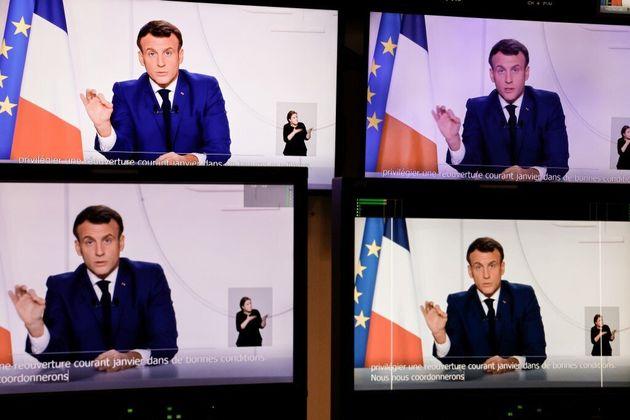 Macron prend le contre-pied de la communauté scientifique pour préserver les Français...
