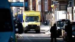 UK Records 587 More Coronavirus Deaths In 24