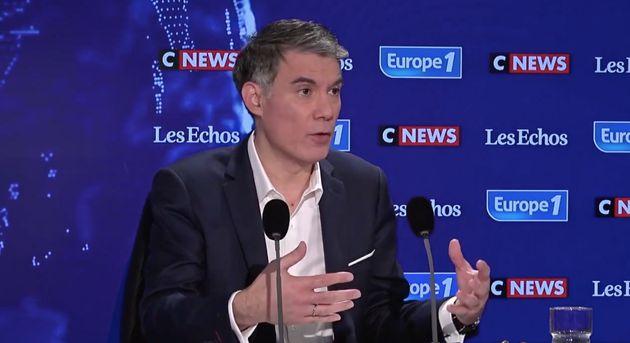 Sur Europe1 ce 31 janvier, Olivier Faure s'est agacé des convergences affichées entre Arnaud...