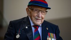 Captain Sir Tom Moore Taken To Hospital After Testing Positive For