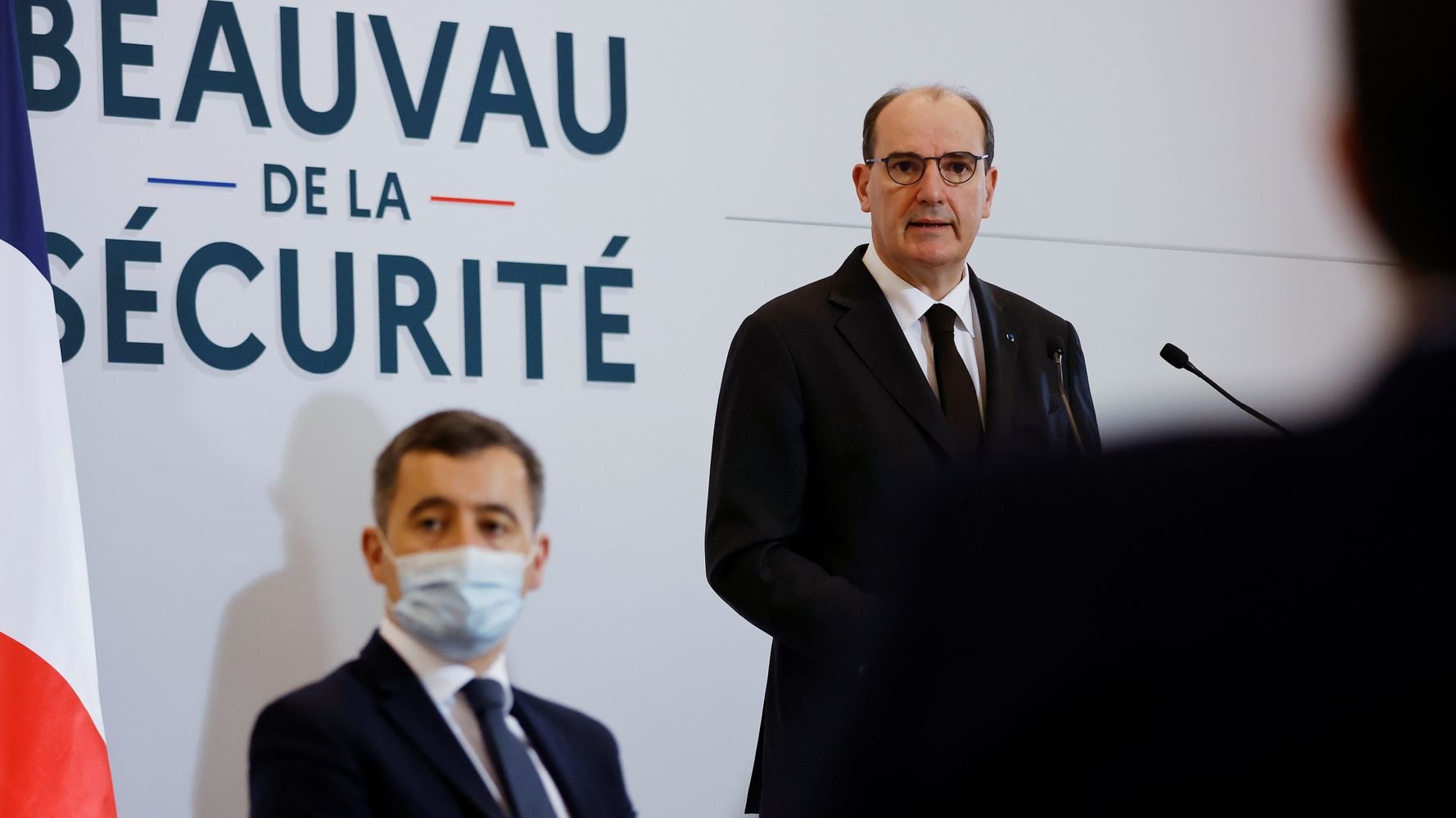 Beauvau de la Sécurité: Castex tente encore de corriger le tir après les déclarations de Macron à Brut