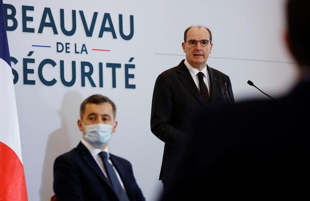 Ce lundi 1er février, le Premier ministre Jean Castex et le ministre de l'Intérieur Gérald Darmanin ont...