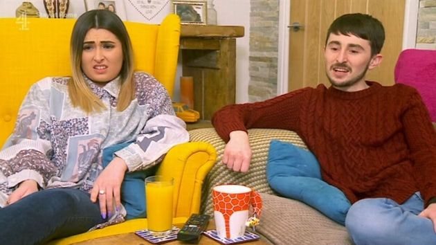 Siblings Sophie and Pete are two of the stars of