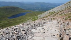 Climbers Rescued From Ben Nevis Fined For Breaching Lockdown