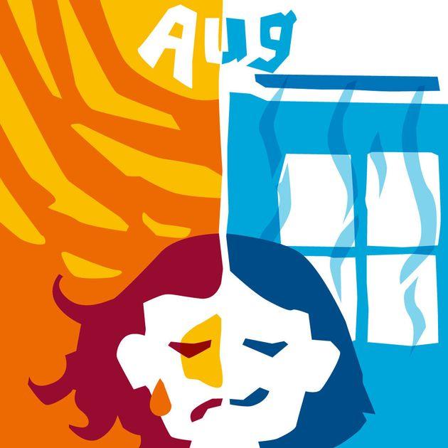 ハフライブSDGsカレンダー8月「エアコンとSDGs」