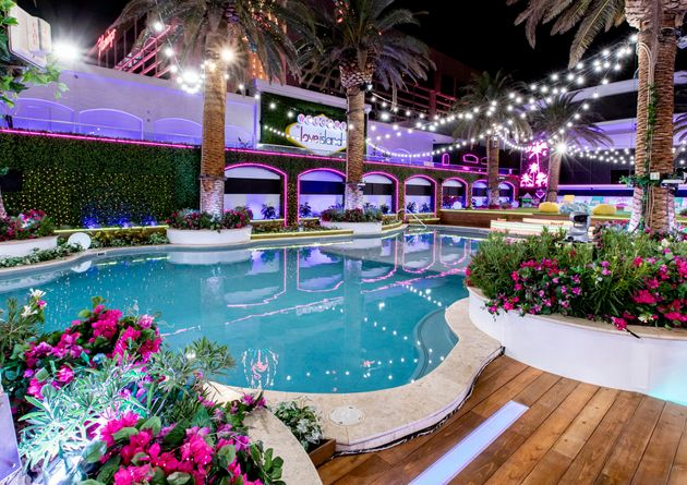 Love Island USA's second season was set on the rooftop of the The Cromwell Hotel in Las