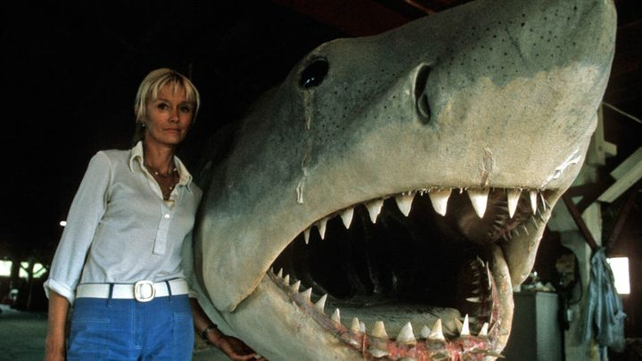 """Valerie Taylor is the subject of """"Playing with Sharks,"""" which premiered at the Sundance Film Festival this year."""