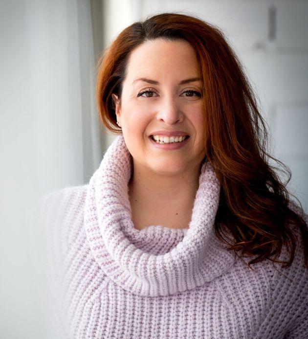 Eveline Dufour, créatrice de la communauté en ligne Sobre et