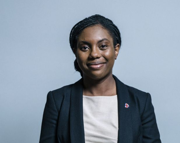 Equalities minister Kemi