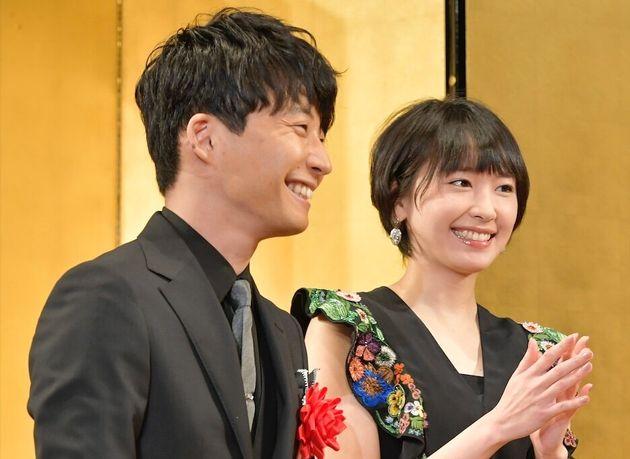 『逃げ恥』は2021年も話題となった。出演者の星野源さんと新垣結衣さん