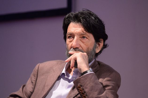 BOLOGNA, ITALY - JUNE 20: Italian philosopher and author Massimo Cacciari attends 'ReUniOn' the first...