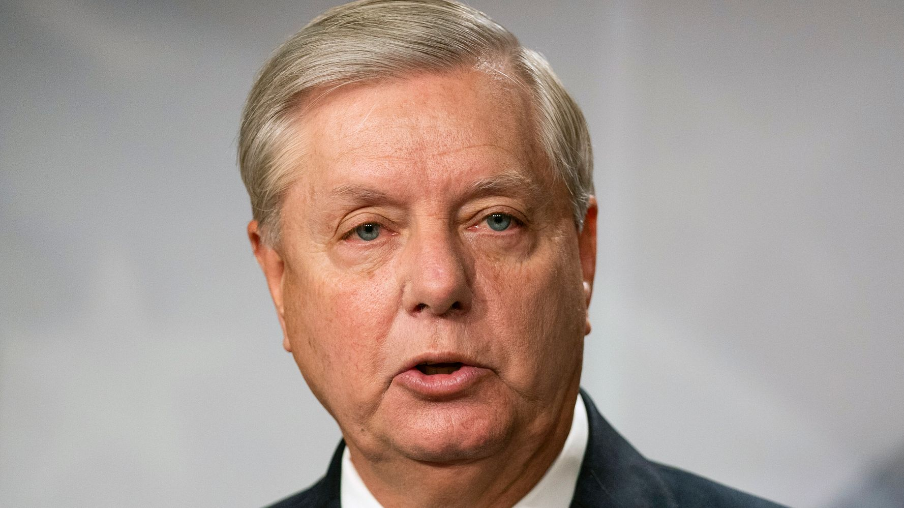 Lindsey Graham Warns Democrats Against Calling Witnesses In Trump Impeachment Trial