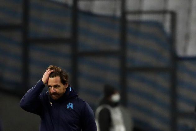 L'entraîneur de l'OM André Villas-Boas, ici le 6 janvier 2012, a annoncé son désir...