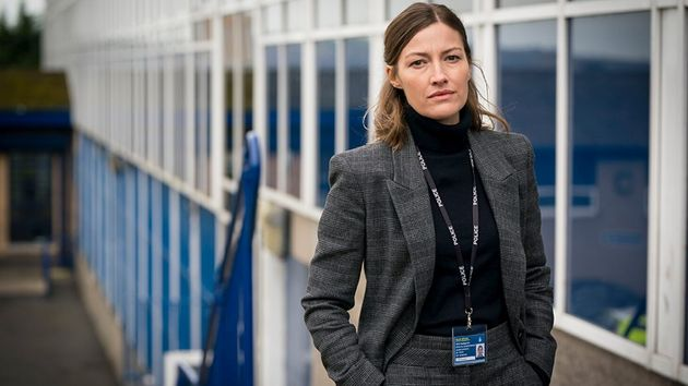 Kelly Macdonald in Line Of
