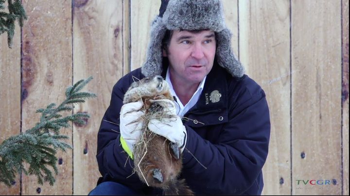 Fred la marmotte