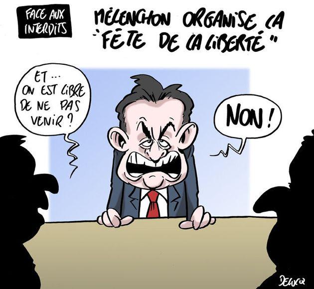 Jean-Luc Mélenchon, ce grand libérateur