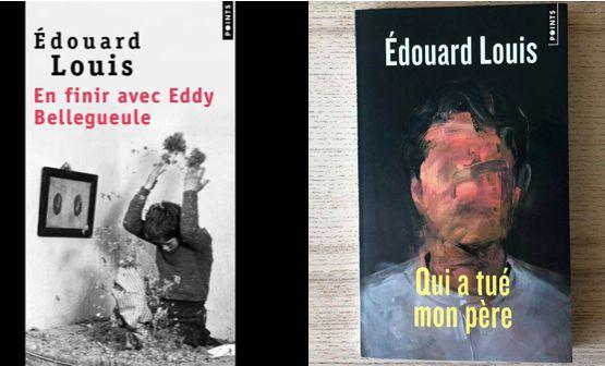 Les deux romans d'Édouard Louis vont être adaptés en série télévisées...