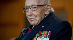 Captain Tom Moore, WW2 Veteran Who Raised Millions For UK Health Workers, Dies Age