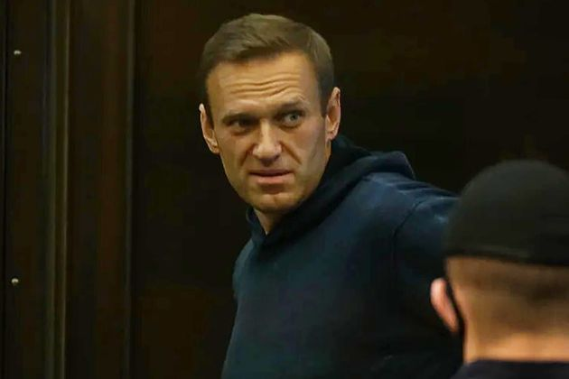 Alexei Navalny condannato a 2 anni e 5 mesi di