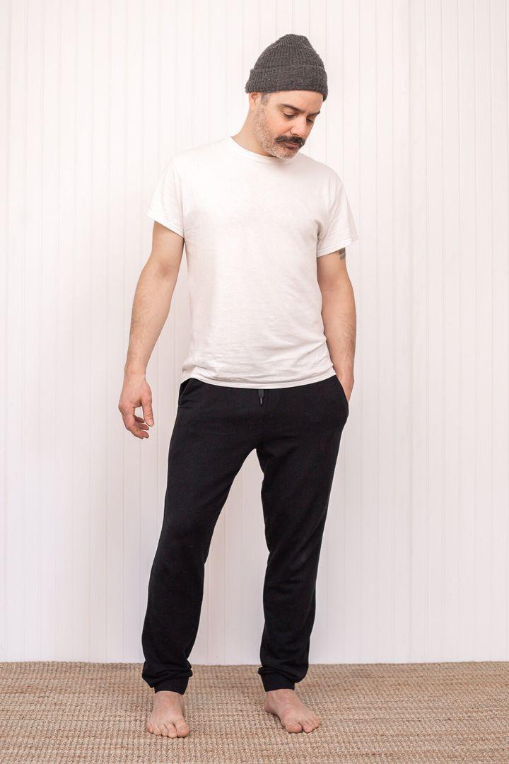 Appalaches, le tout premier pantalon pour hommes, écologique et éthique de Rose Buddha.