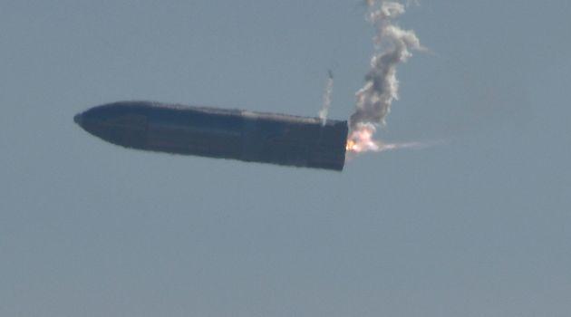 Βίντεο: Εξερράγη το πρωτότυπο του πυραύλου Starship της
