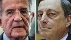 Prodi plaude a Draghi: