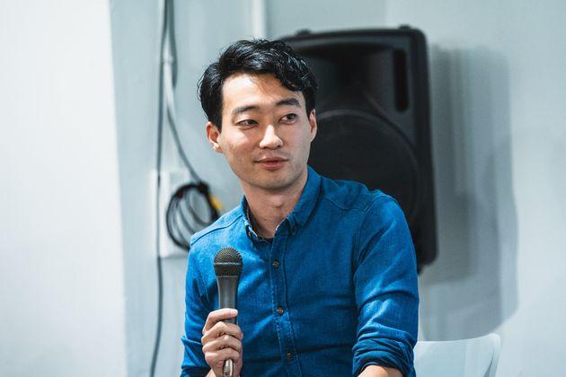 今井紀明さん(2019年撮影)