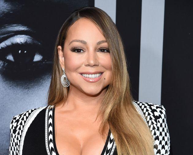 Mariah Carey à la première du film de Tyler Perry's