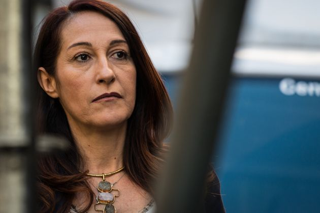 Deputy Italian Senate President Paola
