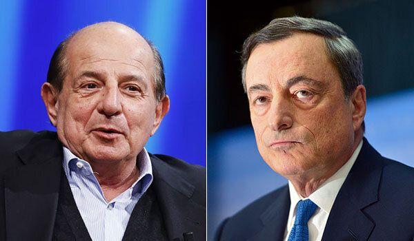 Magalli, compagno di Liceo di Draghi: