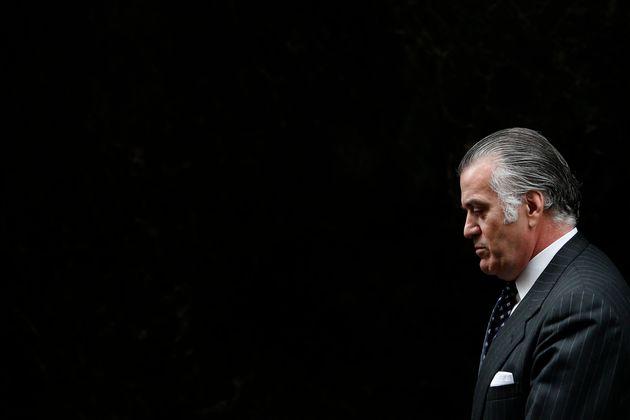Luis Bárcenas, fotografiado el 22 de marzo de 2013 en Madrid (REUTERS/Susana