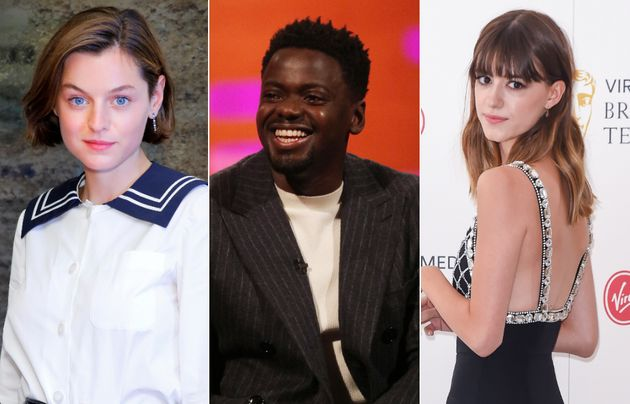 Emma Corrin,Daniel Kaluuya and Daisy Edgar Jones are among the Brits nominated for Golden