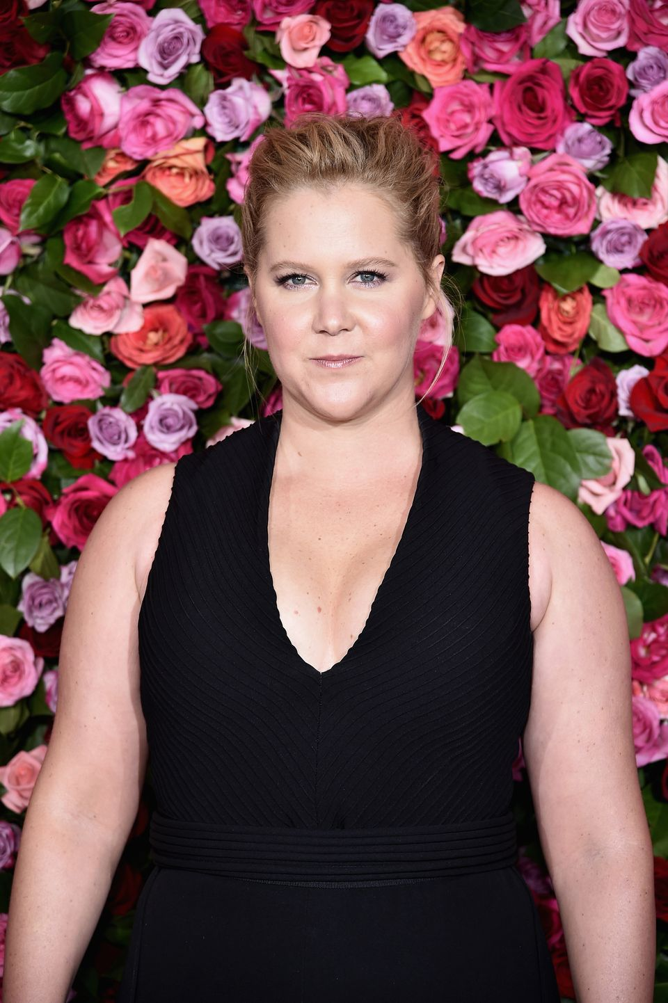 Amy Schumer pictured in