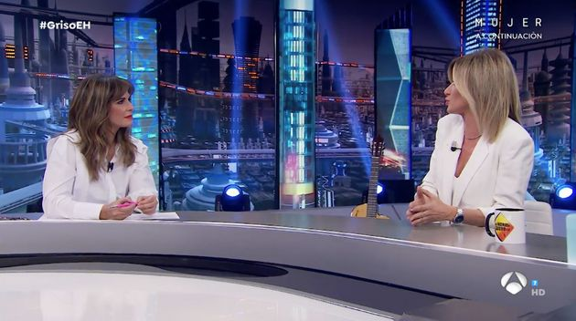 Nuria Roca y Susanna Griso en 'El