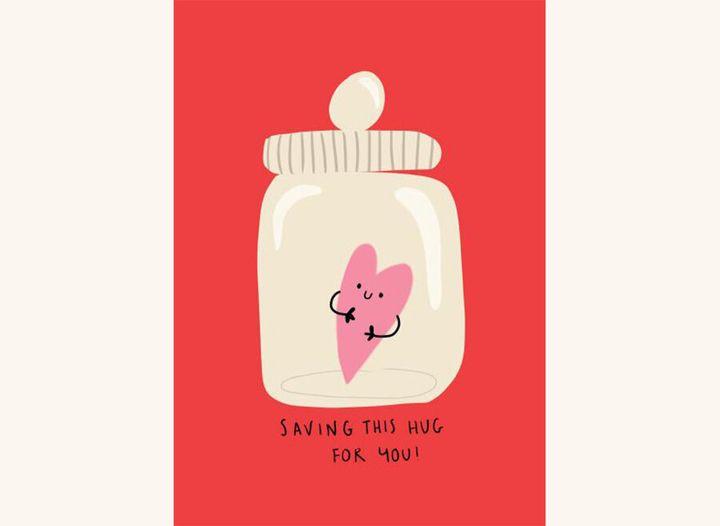 Saving this hug for you!