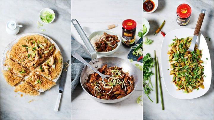 Ken Hom x Lee Kum Kee Chinese Recipes