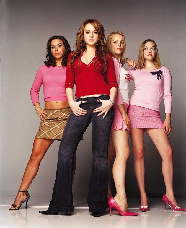 Lindsay Lohan fancied herself as Regina George before she was officially cast as Cady
