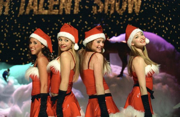 The Jingle Bell Rock performance is a stand-out moment in Mean