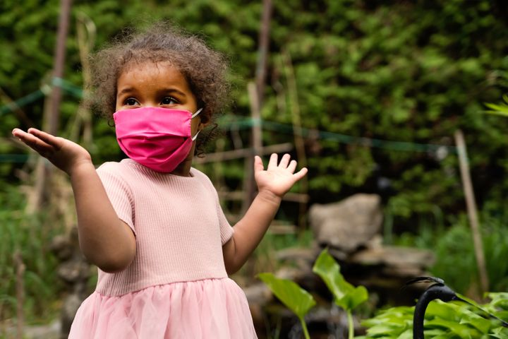 Toddlers may emerge from the COVID-19 pandemic no worse for the wear, experts say.