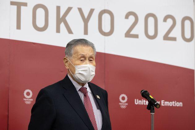 Tokyo Olympic and Paralympic Games Organising Committee (TOGOC) president Yoshiro
