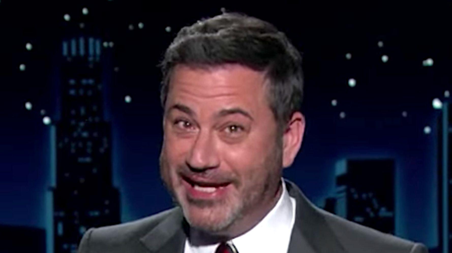 Kimmel Pities 'Poor Rudy Giuliani' Over Golden Globes Nomination Snub