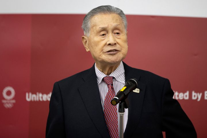 Yoshiro Mori, the president of the Tokyo Olympic organizing committee, said he would not resign despite pressure on him to do
