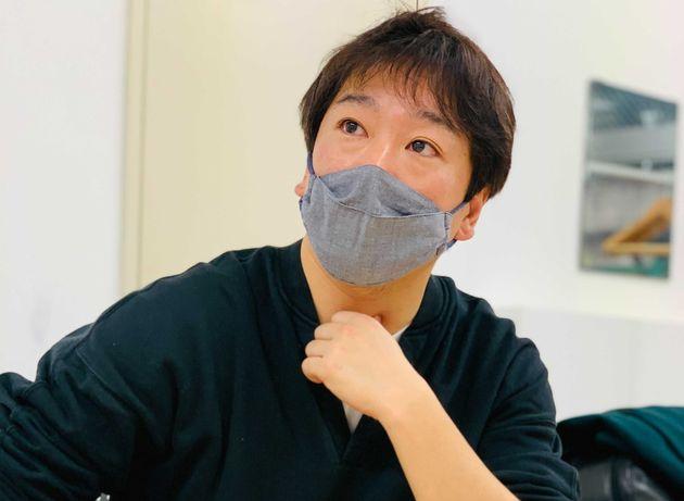 マザーハウス副社長の山崎大祐さん