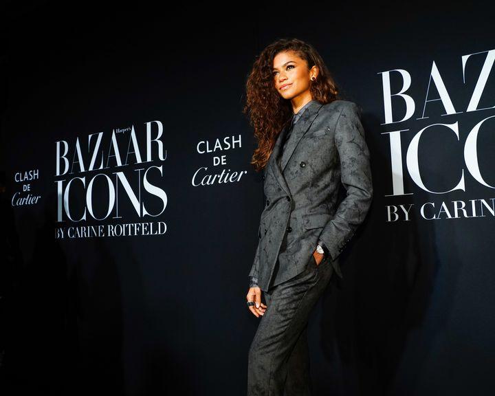 En 2019, en la fiesta 'Iconos' de la revista 'Harper's Bazaar'.