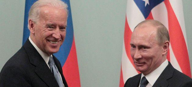 جو بایدن به پوتین: