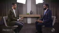 The Project's Heritier Lumumba Interview Disappears From Social Media