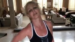 Un nouveau post de Britney Spears inquiète encore plus ses